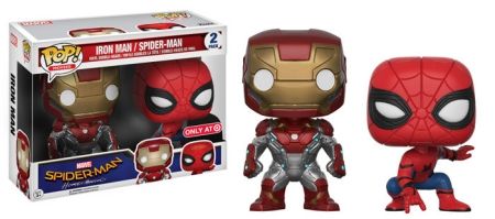 Funko Pop Spider-Man Homecoming Vinyl Figures 15