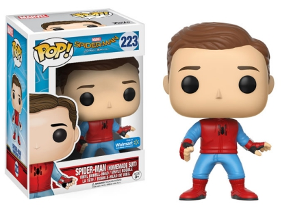 Funko Pop Spider-Man Homecoming Vinyl Figures 7