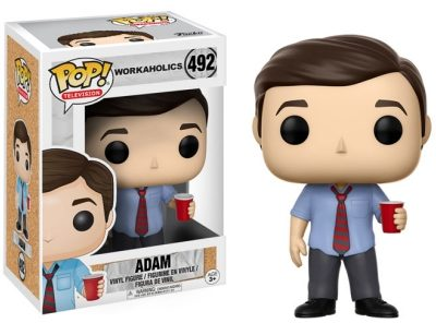 2017 Funko Pop Workaholics Vinyl Figures 21