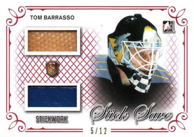 2017 Leaf ITG Stickwork Hockey Cards 28