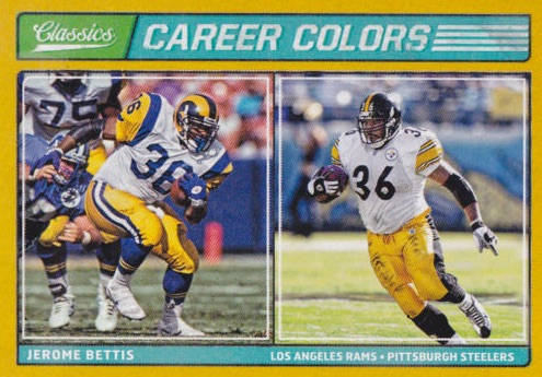 2017 Panini Classics Football Cards 29