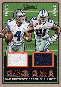 2017 Panini Classics Football Cards 31