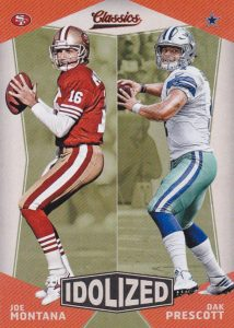 2017 Panini Classics Football Cards 34
