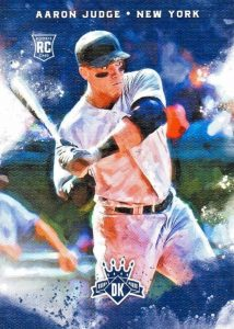 Aaron Judge Rookie Cards Checklist and Key Prospects 12