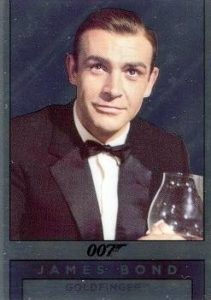 2017 Rittenhouse James Bond Archives Final Edition Trading Cards 27