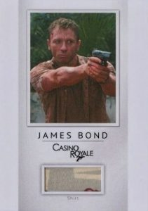 2017 Rittenhouse James Bond Archives Final Edition Trading Cards 28