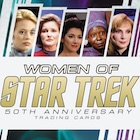 2017 Rittenhouse Women of Star Trek 50th Anniversary Trading Cards