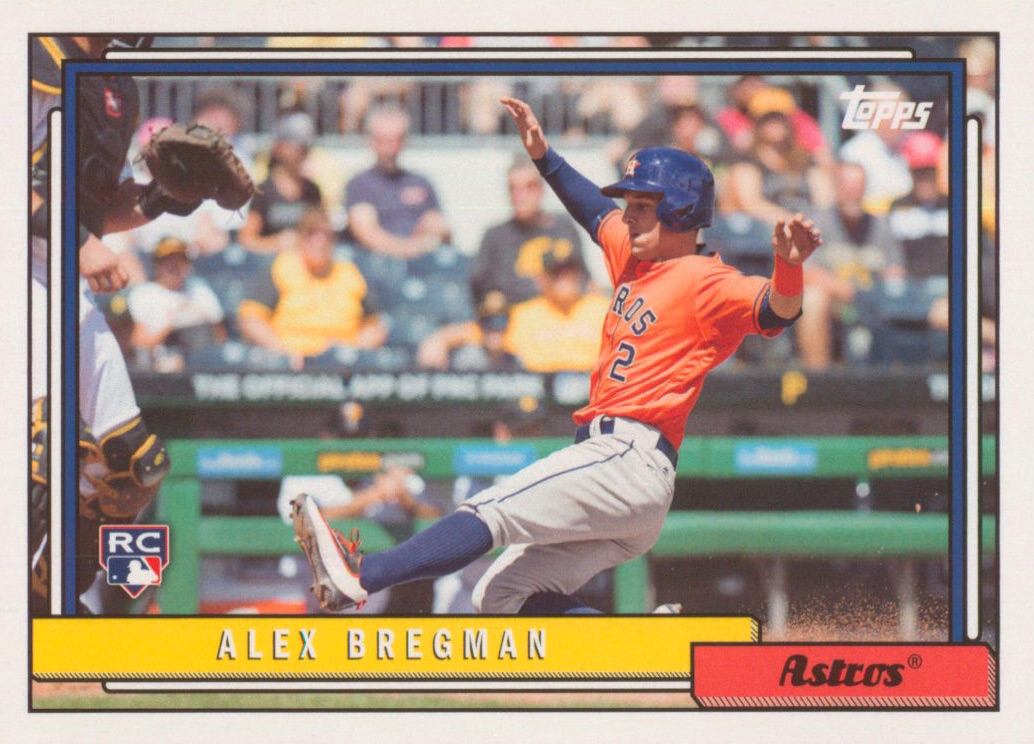 2017 Topps Archives Baseball Variations Checklist and Gallery 58