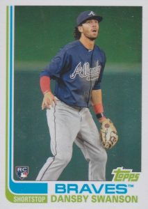 2017 Topps Archives Baseball Variations Checklist and Gallery 37