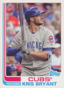 2017 Topps Archives Baseball Variations Checklist and Gallery 49