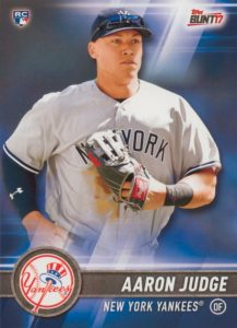 Aaron Judge Rookie Cards Checklist and Key Prospects 30