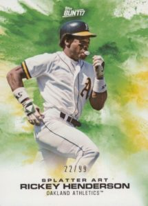 2017 Topps Bunt Baseball Cards 28