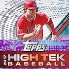 2017 Topps High Tek Baseball Cards