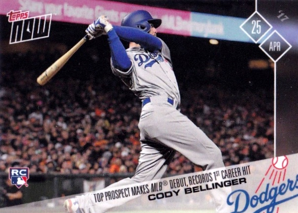 Top Cody Bellinger Rookie Cards and Key Prospect Cards 35