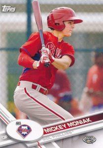 2017 Topps Pro Debut Baseball Cards 24