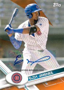 2017 Topps Pro Debut Baseball Cards 26