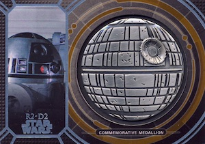 2017 Topps Star Wars 40th Anniversary Trading Cards 29