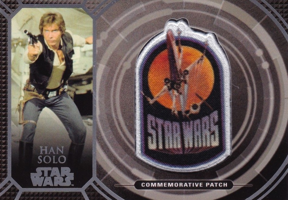 2017 Topps Star Wars 40th Anniversary Trading Cards 31