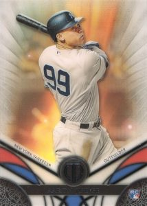 Aaron Judge Rookie Cards Checklist and Key Prospects 79