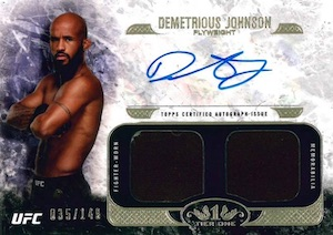 2017 Topps UFC Knockout MMA Cards 27