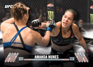 2017 Topps UFC Knockout MMA Cards 19