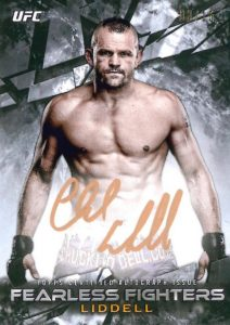 2017 Topps UFC Knockout MMA Cards 24
