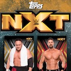 2017 Topps WWE NXT Wrestling Cards