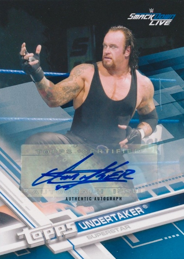 2017 Topps WWE Wrestling Cards 3