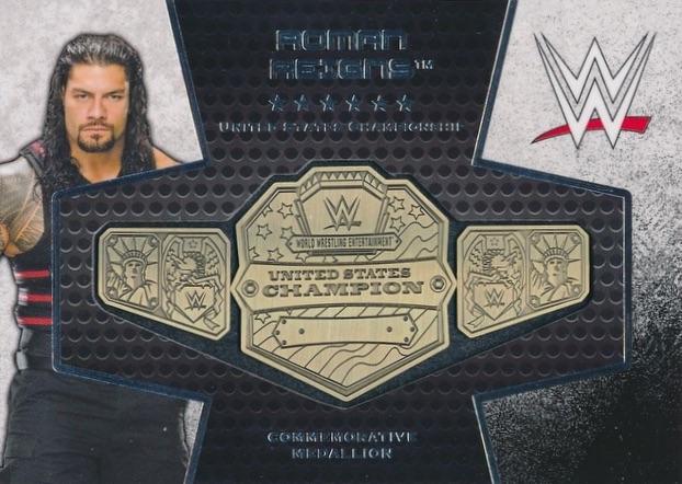 2017 Topps WWE Wrestling Cards 24