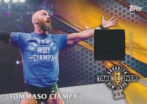 2017 Topps WWE Wrestling Cards 27