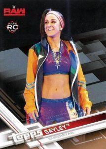 2017 Topps WWE Wrestling Cards 21