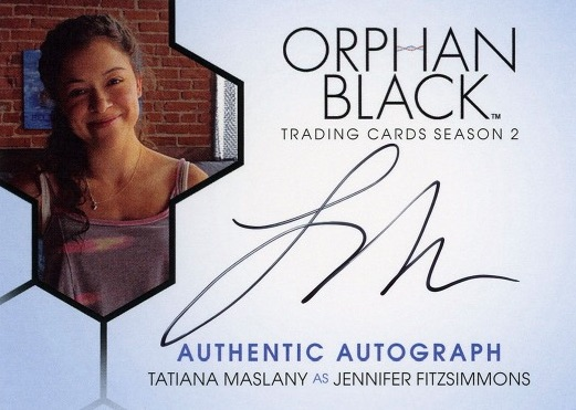 2017 Cryptozoic Orphan Black Season 2 Trading Cards 1