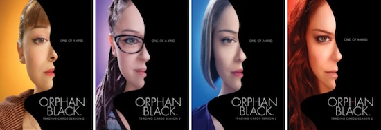 2017 Cryptozoic Orphan Black Season 2 Trading Cards 33