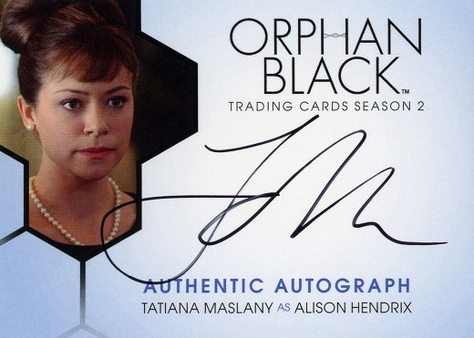 2017 Cryptozoic Orphan Black Season 2 Trading Cards 31