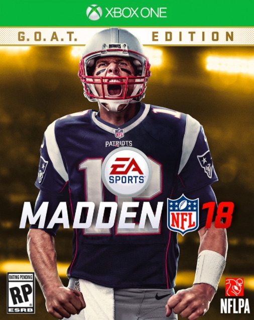 Madden NFL Covers - A Complete Visual History 37