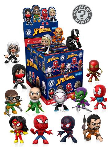 Funko Classic Spider-Man Mystery Minis