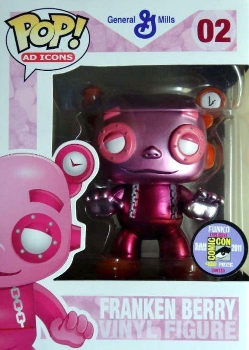 Ultimate Funko Pop Ad Icons Figures Gallery and Checklist 4