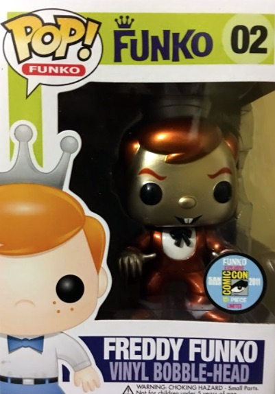 Ultimate Funko Pop Ad Icons Figures Gallery and Checklist 156