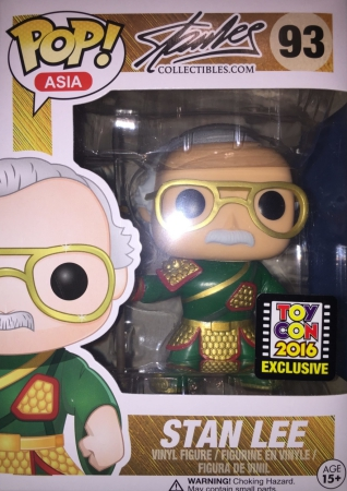 Ultimate Funko Pop Stan Lee Figures Checklist and Gallery 26
