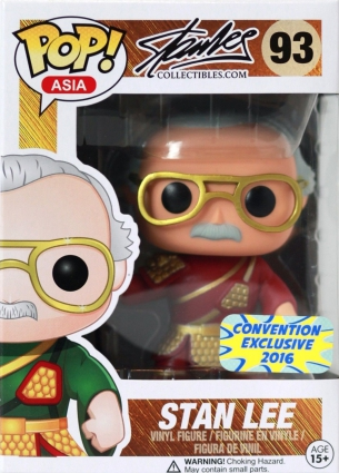 Ultimate Funko Pop Stan Lee Figures Checklist and Gallery 27