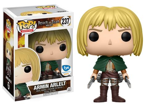 Ultimate Funko Pop Attack on Titan Figures Checklist and Gallery 14