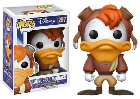 Funko Pop Darkwing Duck Vinyl Figures 4