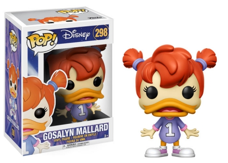 Funko Pop Darkwing Duck Vinyl Figures 5