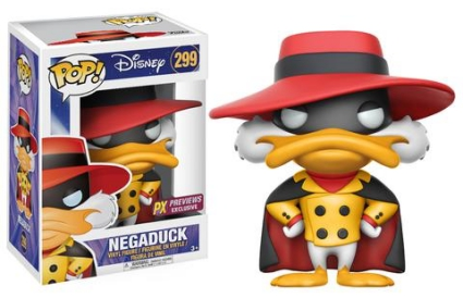 Funko Pop Darkwing Duck Vinyl Figures 6