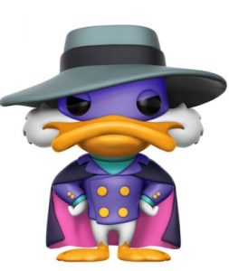 Funko Pop Darkwing Duck Vinyl Figures 1