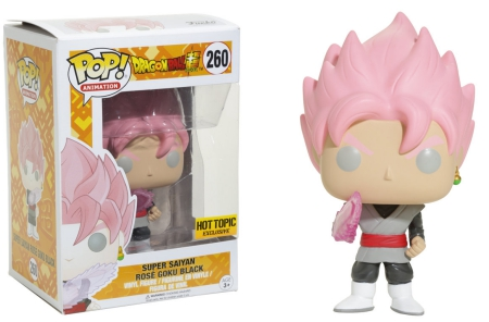 Funko Pop Dragon Ball Super Vinyl Figures 21