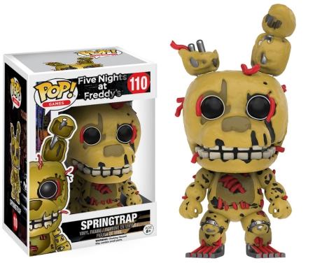 Ultimate Funko Pop Five Nights at Freddy's Figures Checklist and Gallery 7