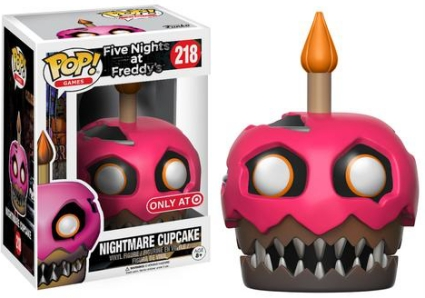Ultimate Funko Pop Five Nights at Freddy's Figures Checklist and Gallery 27