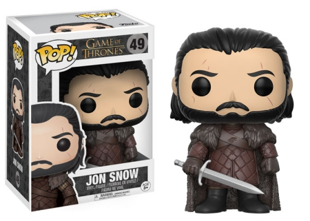 Ultimate Funko Pop Game of Thrones Figures Checklist and Guide 70