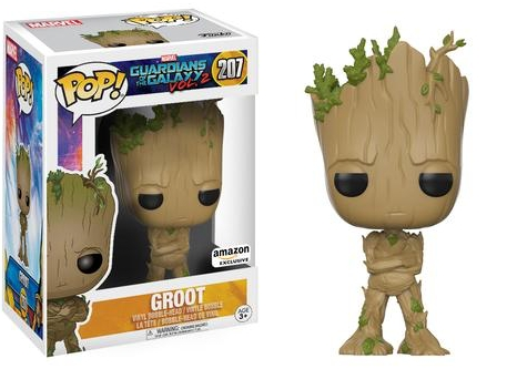 Funko Pop Guardians of the Galaxy Vol. 2 Vinyl Figures 14